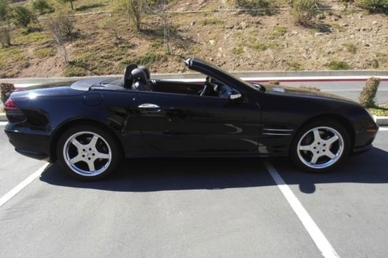 Kevin Costner's 2003 Mercedes SL500: For Sale on AutoTrader