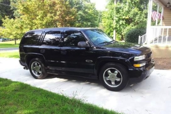 Joe Gibbs Performance Tahoe: For Sale on AutoTrader