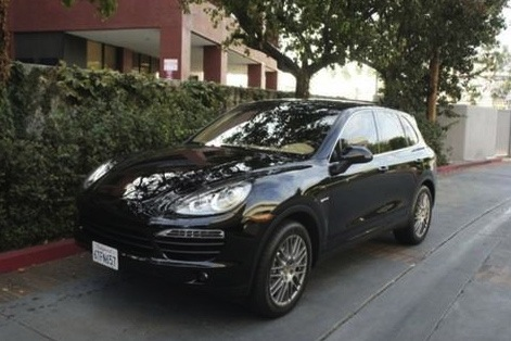 Reese Witherspoon's Porsche Cayenne S Hybrid: For Sale on AutoTrader