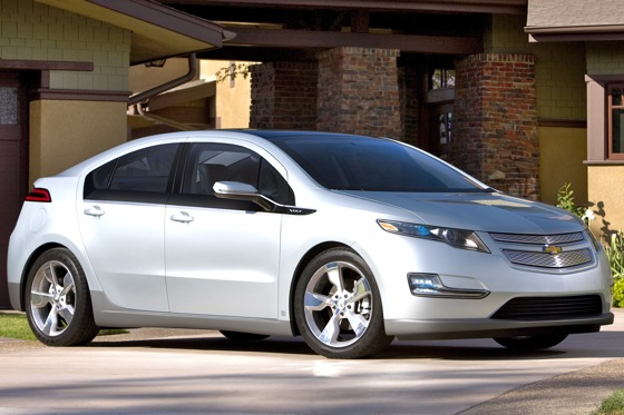 Chevy Volt is Coming Your Way