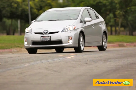 2011 Toyota Prius - Quiet Video