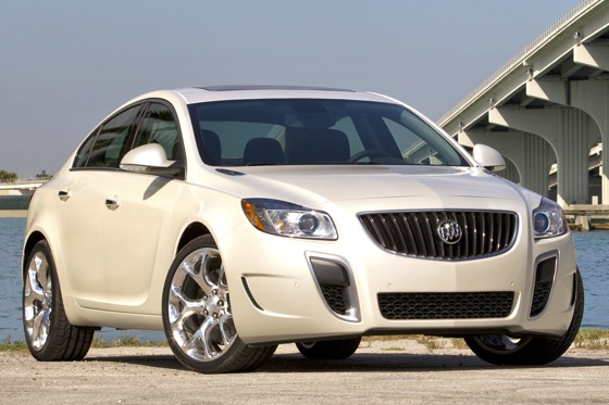 Buick Details Regal GS
