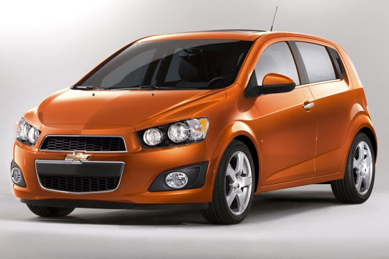 Chevrolet Prices 2012 Sonic featured image large thumb0