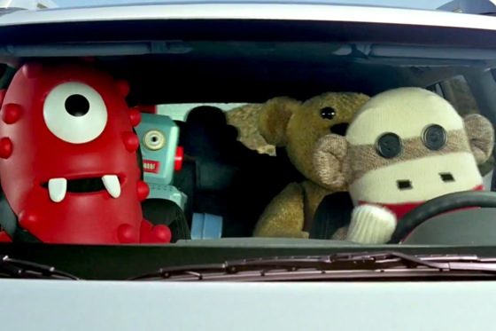 New Kia Sorento Ad Features Some Real Characters