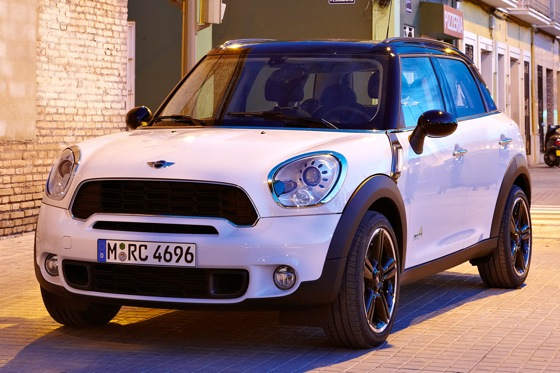 2012 Mini Models - New Car Update