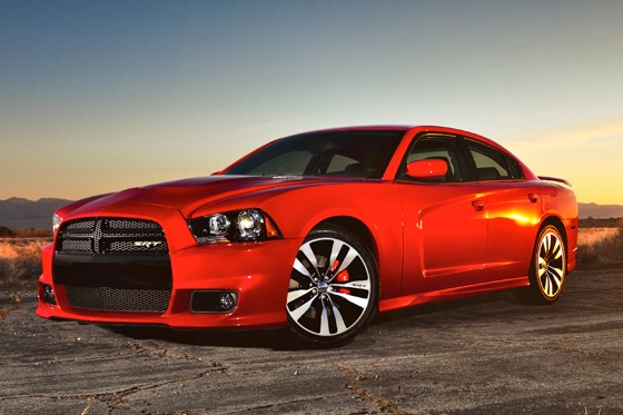 Dodge Charger Updated for 2012 featured image large thumb0