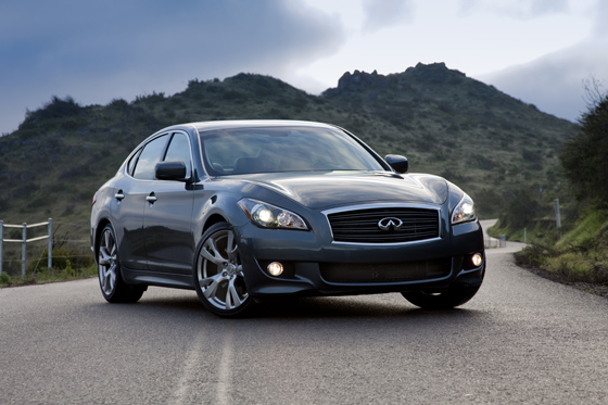 2012 Infiniti Models - New Car Update featured image large thumb0
