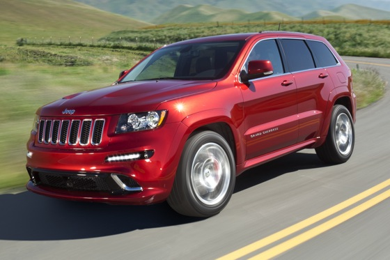 Chrysler Takes SRT Line on Summer Tour