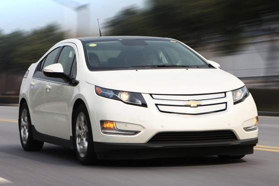 Volt Owners Help Calculate Real World Efficiency