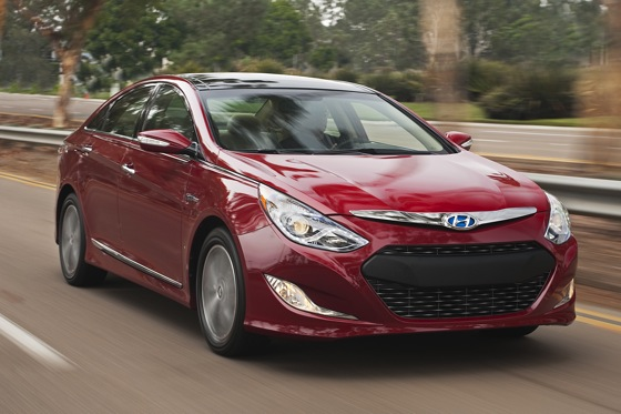 Hyundai sells more fuel efficient cars than anyone else