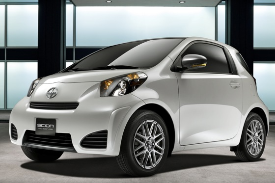 Scion Prices Subcompact iQ