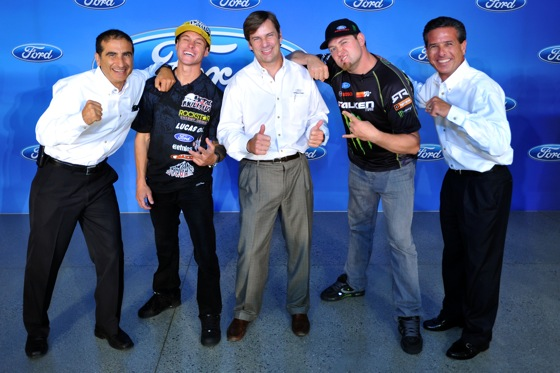 Ford Hosts Octane Academy for Extreme Motorsports Fans featured image large thumb0