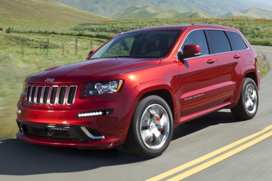 Jeep Enters Grand Cherokee in Bullrun Rally