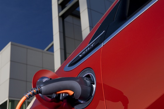 GM Developing Smart Grid Tech for Volt Owners