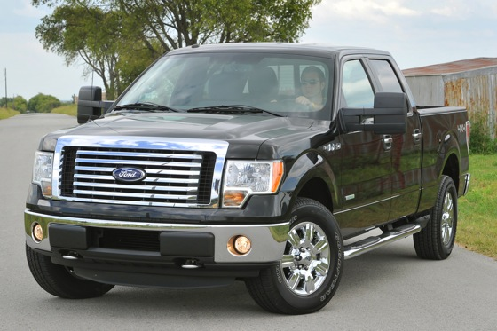 Ford Ups Payload Capacity for 2012 F-150 featured image large thumb0