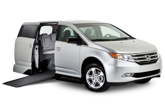 Assisted Living with the Honda Odyssey