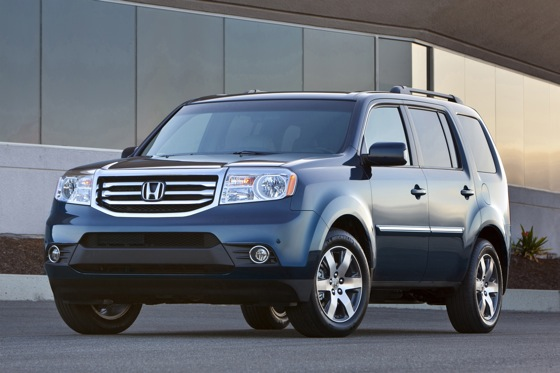 Honda Updates 2012 Pilot featured image large thumb0