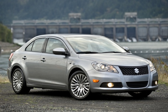 Suzuki Kizashi Pleases Customers
