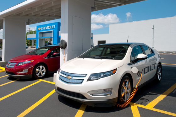 Chevrolet Dealers Install Green Zone Stations