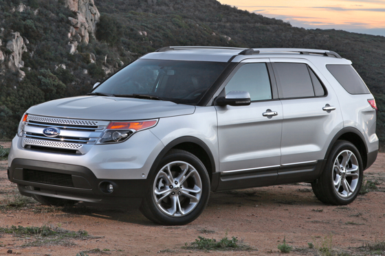 Ford Explorer with EcoBoost Earns Most MPGs