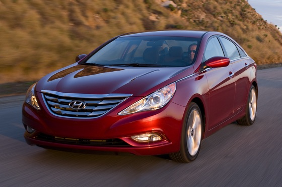 Hyundai builds 1 Millionth Sonata in US plant