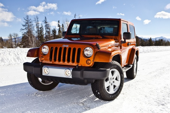 Jeep Improves New Wrangler's Fuel Economy