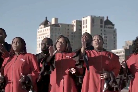 Chrysler, Gospel Choir Team Up for Charity
