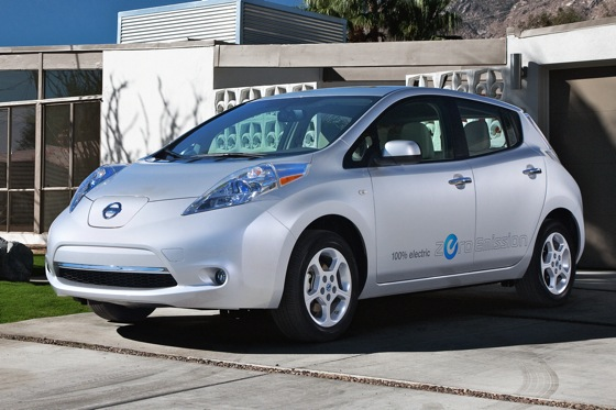 Nissan Teams Up With Developer for EV-Ready Homes