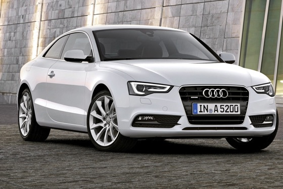 Audi A5 Gets a New Engine