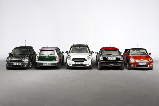 Mini Debuts 'Manualhood' Campaign