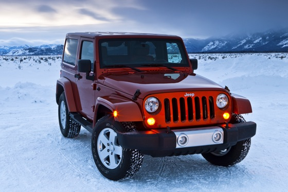 Jeep Adds New V6 to Wrangler