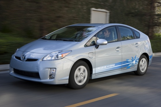 Plug-in Prius to Debut at Frankfurt