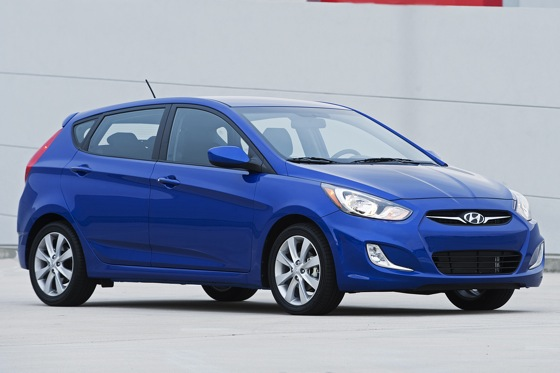 Hyundai Accent Beats Competition