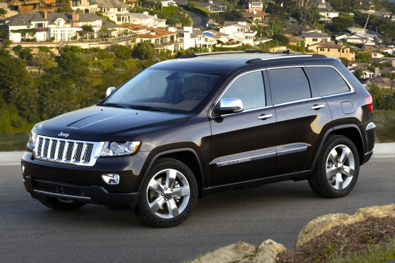Jeep Prices 2012 Wrangler, Grand Cherokee