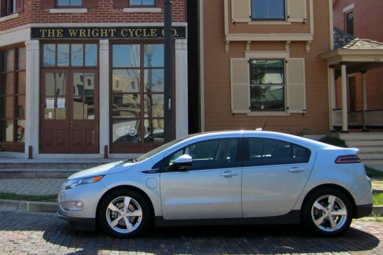 Woodward 2011: Dallas to Detroit in a Chevrolet Volt