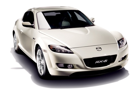 Mazda Ceases RX-8 Production
