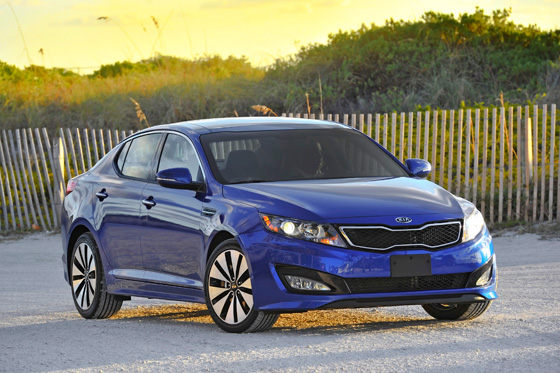 Kia Optima Becomes Made in the USA