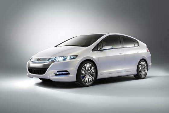 Honda Updates Insight for 2012
