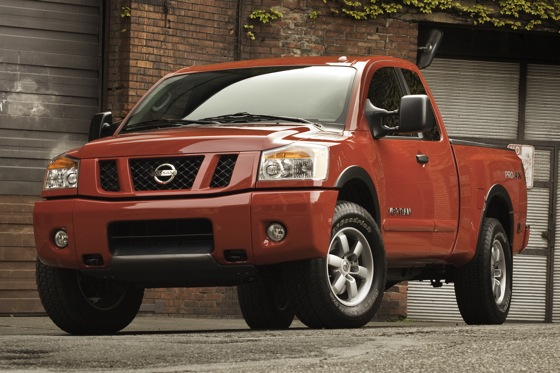 Nissan Releases Details on 2012 Titan and Armada