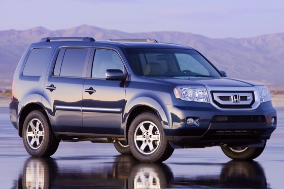 Honda Recalls 2009-2011 Pilot for Seatbelt Issue