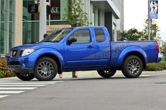 Nissan Announces Pricing for 2012 Frontier, Pathfinder and Xterra