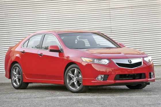 Acura Announces Pricing for 2012 TSX featured image large thumb0