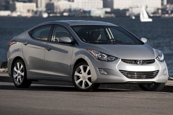 Hyundai Genesis and Elantra Win Motorist Choice Awards