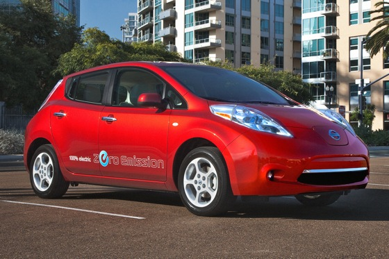Nissan Expands LEAF Availability featured image large thumb0