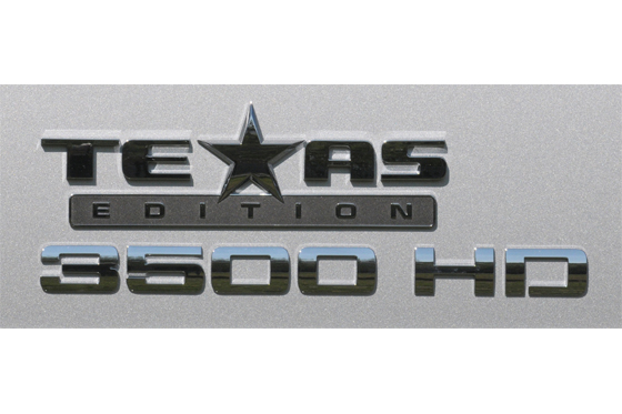 Chevrolet Announces Silverado HD Texas Edition