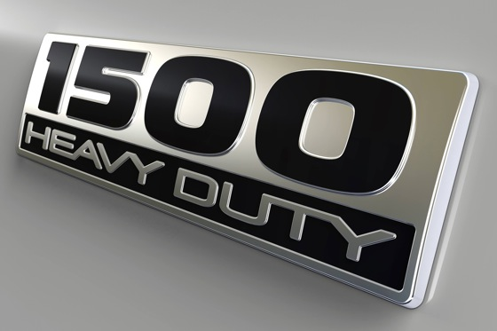 Ram Adds New 1500-Level Heavy Duty Model for 2012 featured image large thumb0