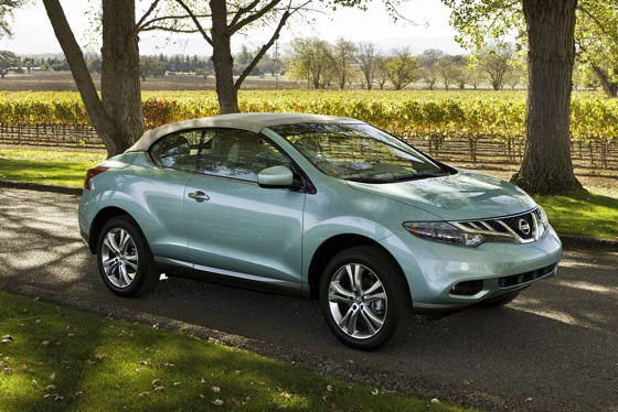 Nissan Prices Murano For 2012