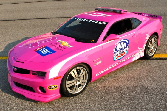 Chevrolet helps out for Breast Cancer Awareness Month featured image large thumb0