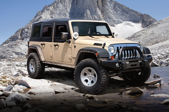 Jeep Offers 250 Ways to Customize Your Wrangler featured image large thumb0