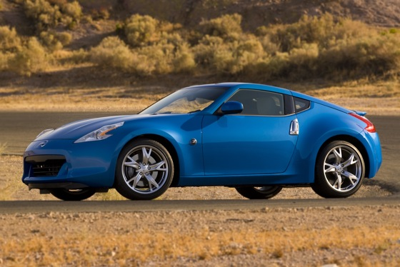 Nissan Prices 2012 370Z Sports Cars
